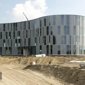 Eerste gebouw 'Take Off' nadert voltooiing