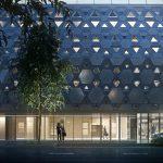Kantoorgebouw Diamant eindelijk in aanbouw