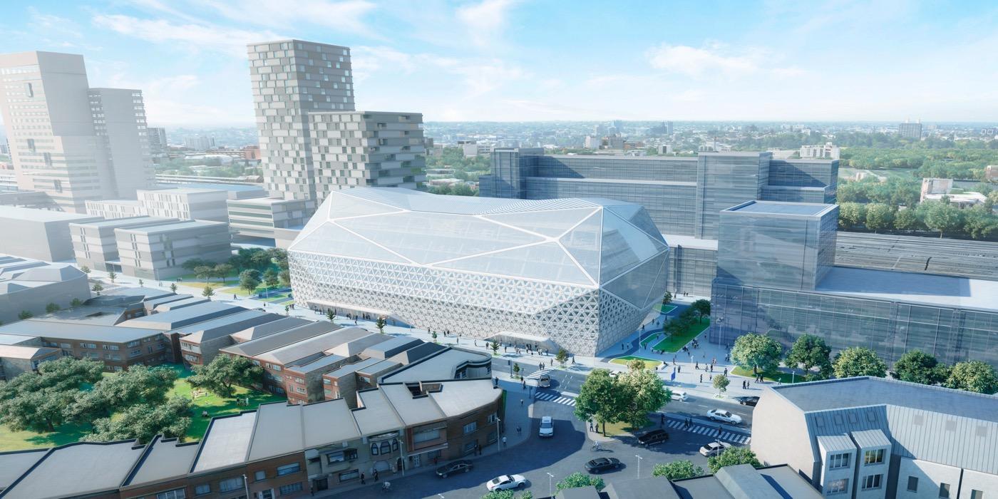 Kantoorgebouw Diamant Eindelijk In Aanbouw Gentcement