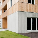 'Den Draad' wooncomplex op de Treillarmé brownfields in Gentbrugge
