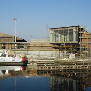 Nieuw bezoekerscentrum van havenbedrijf Gent krijgt vorm