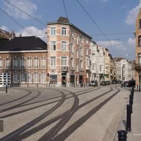 PAG-as: Werken begonnen in Gebroeders Vandeveldestraat