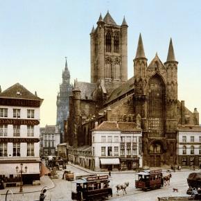 Nieuwbouw tegen Sint-Niklaaskerk gepland