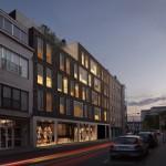 Nieuw wooncomplex van BUROII & ARCHI+I in Ledeberg