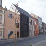 Wastelands en krotten omvormen tot stedelijke woonkavels