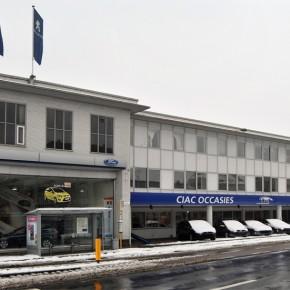 Het modernisme in Gent: de CIAC-garage