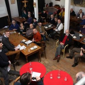 """Verslag: Speakers Corner """"Eindbestemming station Gent-Sint-Pieters"""""""