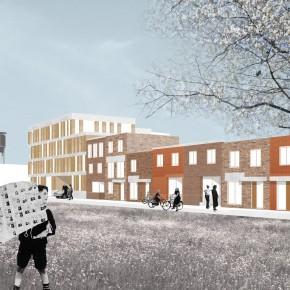 Harmonieuze diversiteit in nieuwe stadswijk Hogeweg