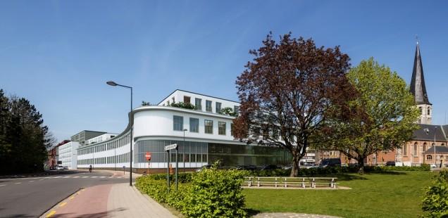 Herontwikkeling CIAC-garage met behoud van architecturaal karakter