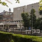 Werf-update: Betonnen monolieten worden ruggengraat van nieuwe bibliotheek