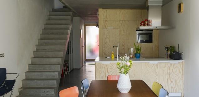 Openhuizendag tijdens 'Mijn Huis Mijn Architect'