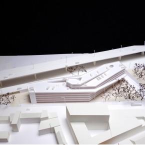Winnend ontwerpconcept voor parkeergebouw in Ledeberg