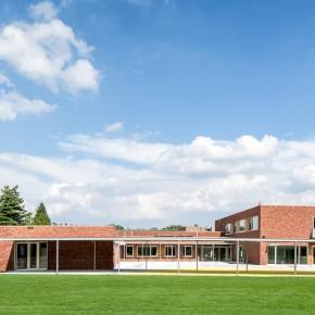 Lagere school voor bijzonder onderwijs met prikkelarme omgeving