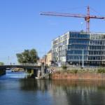 Quantum Building: schaalvergroting aan de Dampoort