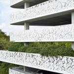Opvallend parkeergebouw voor AZ Sint-Lucas