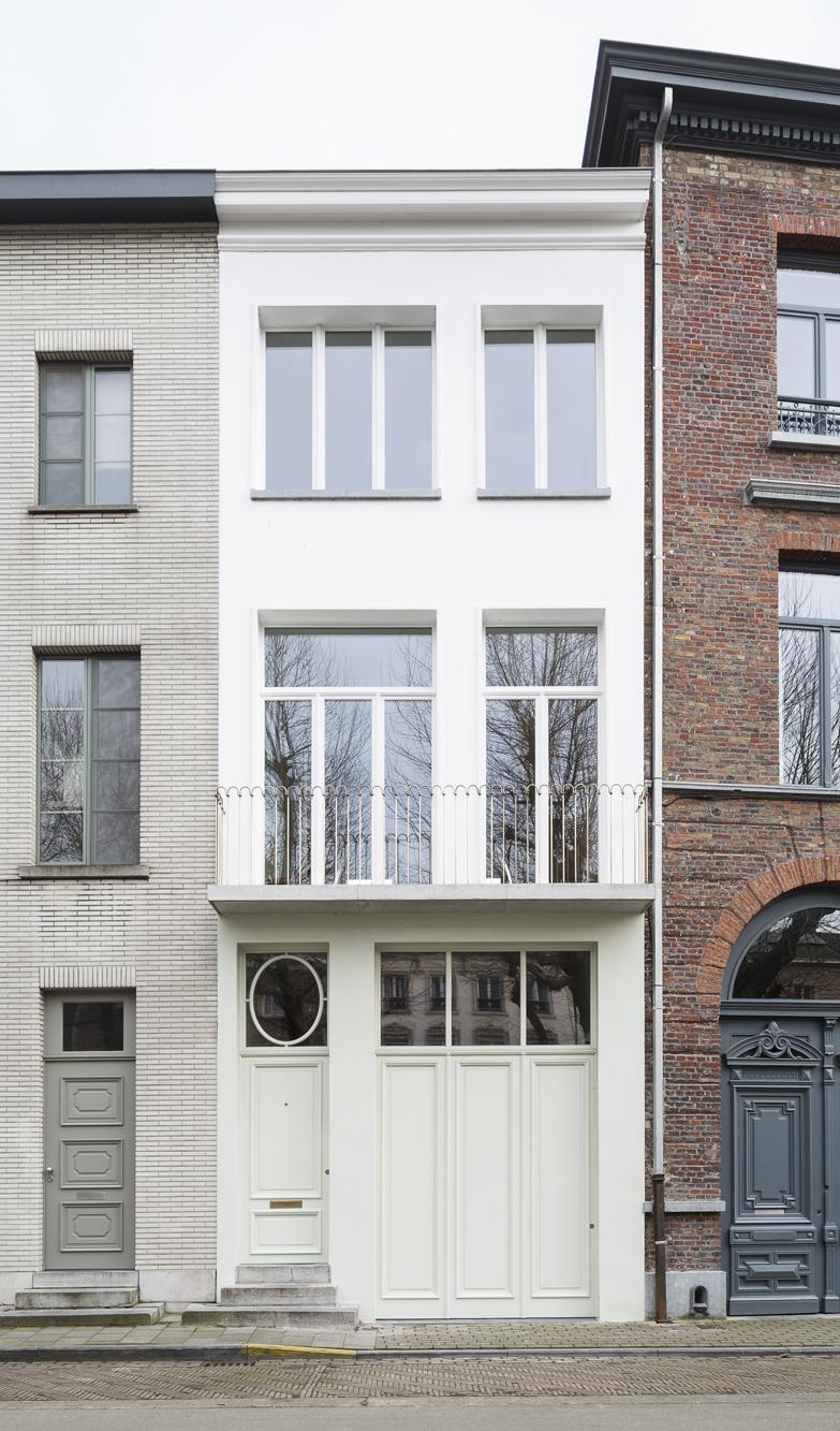 Foto © Frederik Vercruysse / Buyse Seghers Architecten.