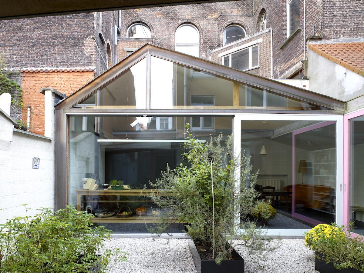 Keuken Aan Tuin : De keuken als centrale plek in de woning gentcement