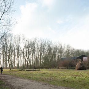 Nieuwe stek voor natuur- en jeugdvereniging in de Bourgoyen