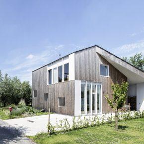 Een multifunctionele woning met oog op de toekomst