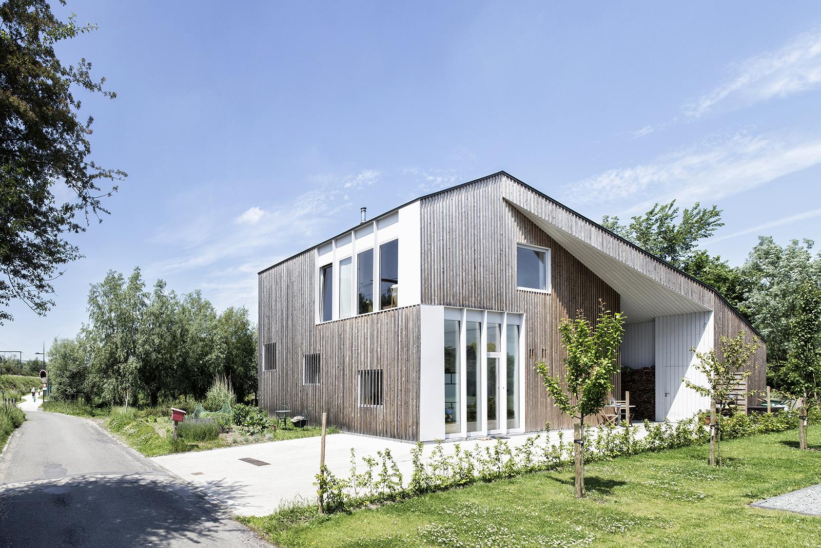 Architect Kleine Woning : Een multifunctionele woning met oog op de toekomst gentcement