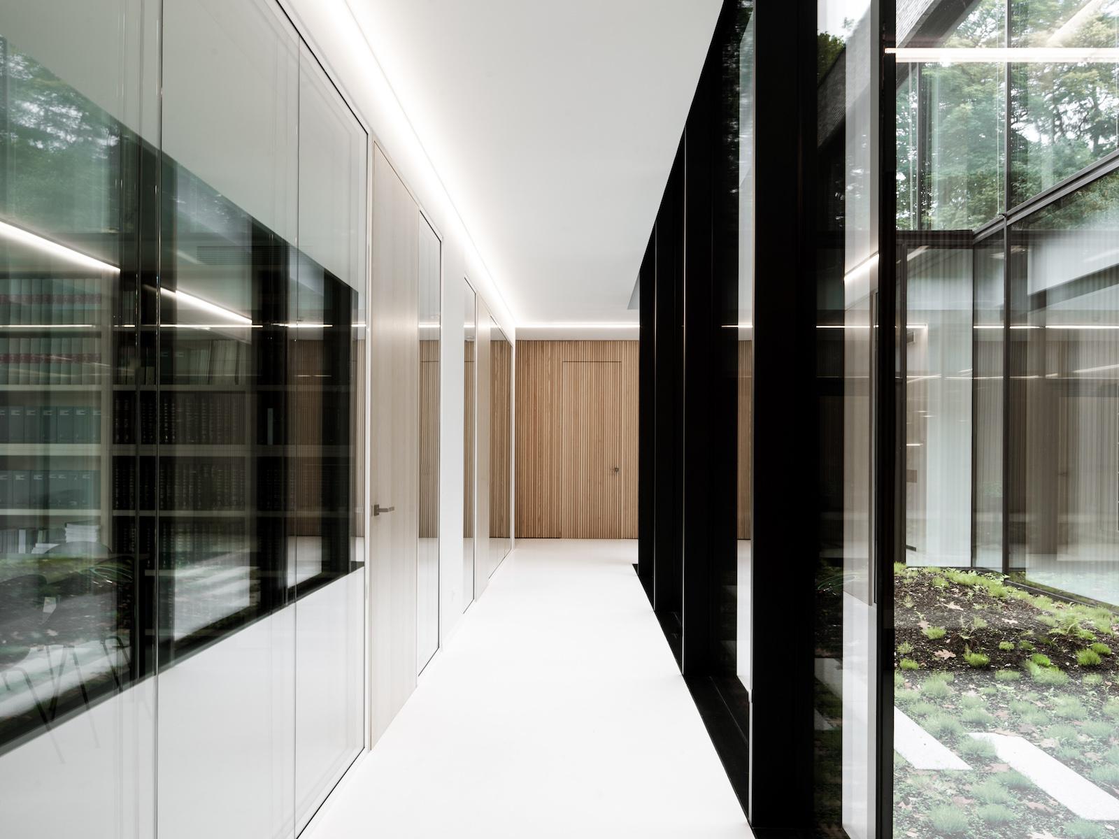 abscis architecten notariaat interieur