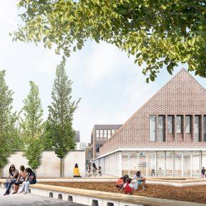 Volumineuze uitbreiding voor Gentbrugse basisschool