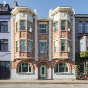 Historische burgerwoning gerestaureerd en uitgebreid